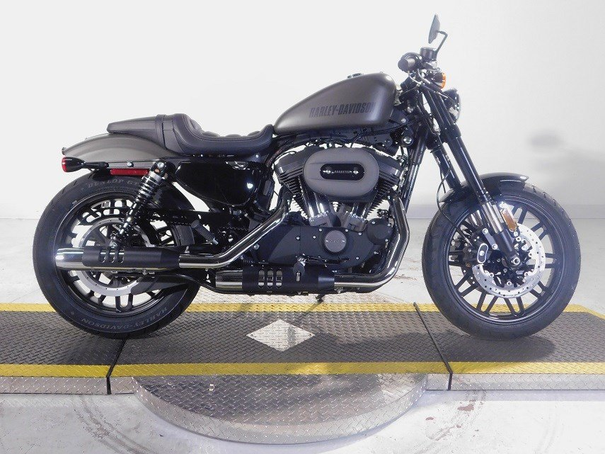 New 2018 Harley-Davidson Sportster Roadster XL1200CX Sportster in ...