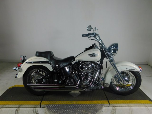 Pre-Owned 2003 Harley-Davidson Softail Heritage Classic 100th Anniversary FLSTC