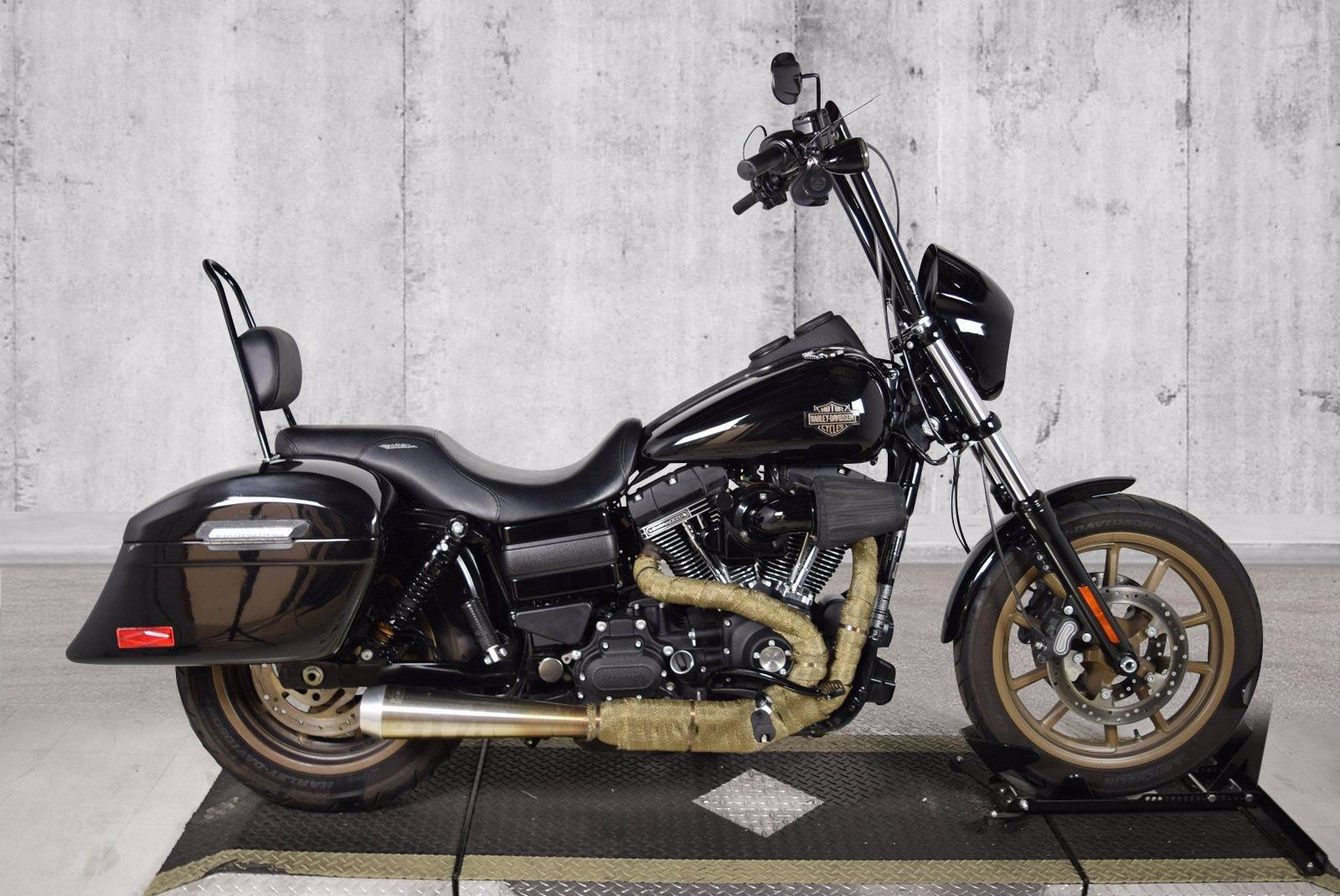 Pre-Owned 2017 Harley-Davidson Dyna Low Rider S FXDLS