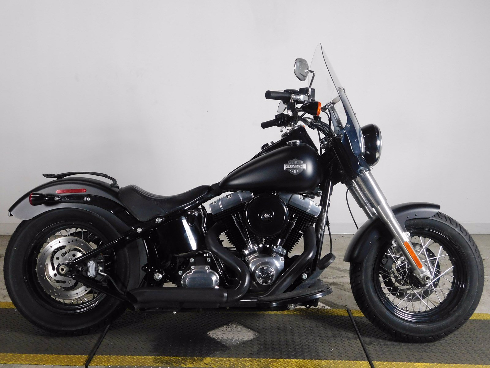 Pre-Owned 2013 Harley-Davidson Softail Slim FLS