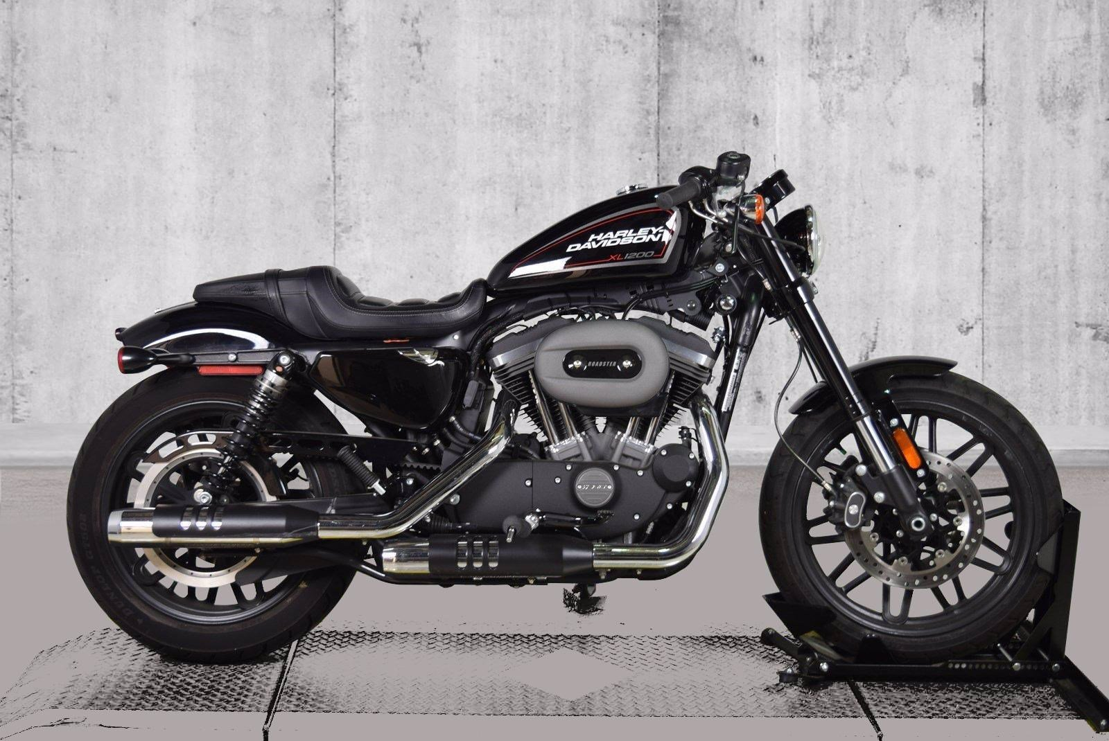 Pre-Owned 2019 Harley-Davidson Sportster Roadster XL1200CX