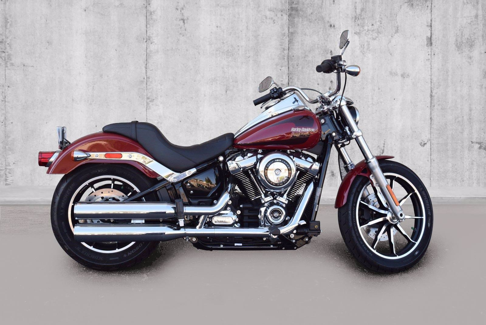 Pre-Owned 2020 Harley-Davidson Softail Low Rider FXLR