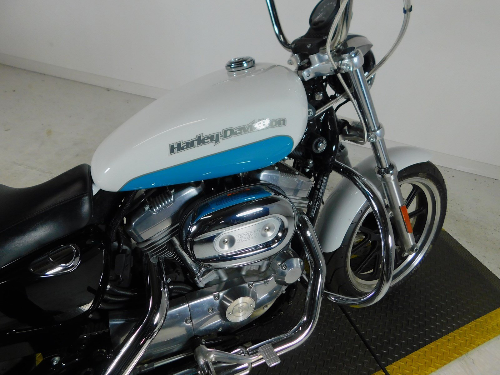 harley davidson sportster fuse box location