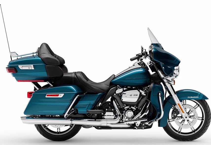 New 2020 Harley-Davidson Ultra Limited Chrome FLHTK