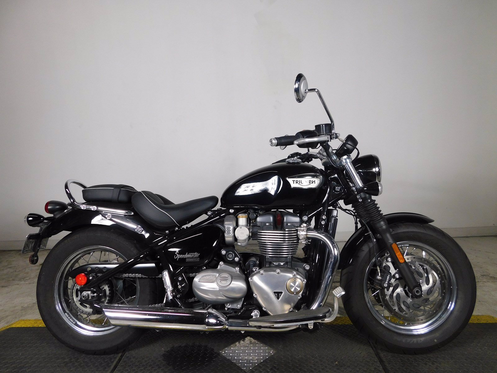 Pre-Owned 2019 Triumph Speedmaster Bonneville