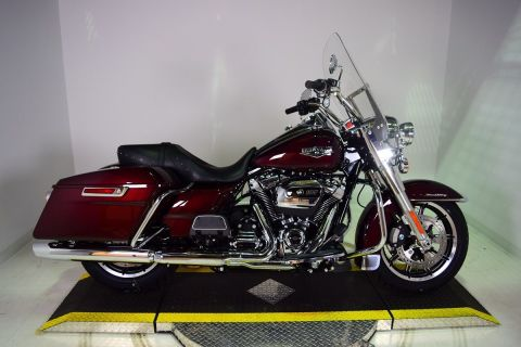 New 2018 Harley-Davidson Road King FLHR