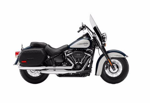 New 2019 Harley-Davidson Softail Heritage Classic 114 FLHCS