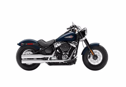 New 2019 Harley-Davidson Softail Slim FLSL