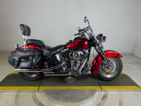 Pre-Owned 2007 Harley-Davidson Softail Heritage Classic FLSTC