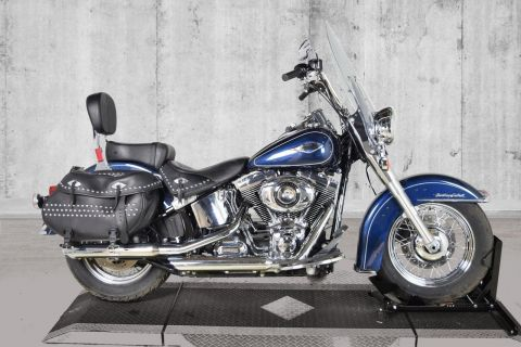 Pre-Owned 2012 Harley-Davidson Softail Heritage Classic FLSTC
