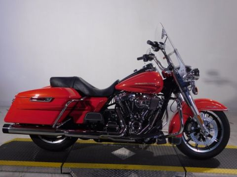 New 2017 Harley-Davidson Road King FLHR