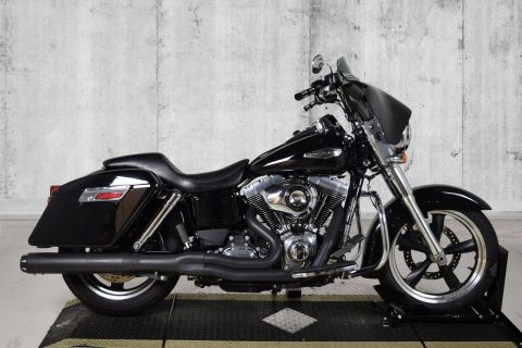 Pre-Owned 2015 Harley-Davidson Dyna Switchback FLD