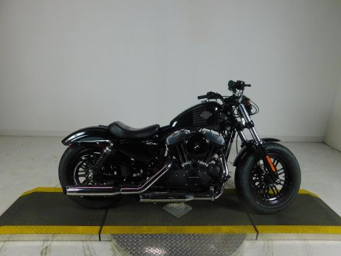 Pre-Owned 2017 Harley-Davidson Sportster Forty-Eight XL1200X