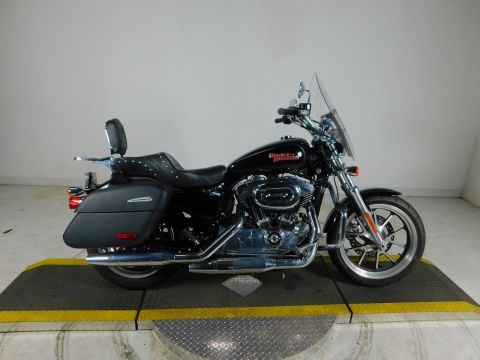 Pre-Owned 2017 Harley-Davidson Sportster Superlow 1200T XL1200T