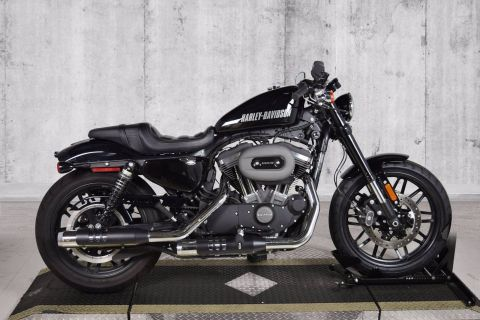 Pre-Owned 2018 Harley-Davidson Sportster Roadster XL1200CX