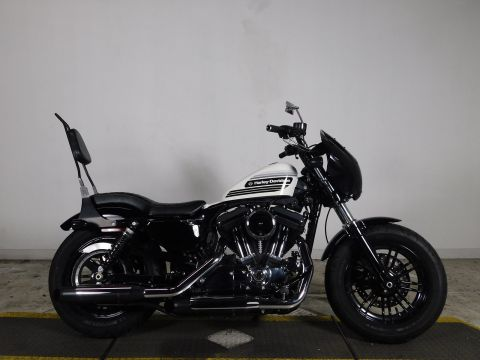 Pre-Owned 2018 Harley-Davidson Sportster XL1200XS