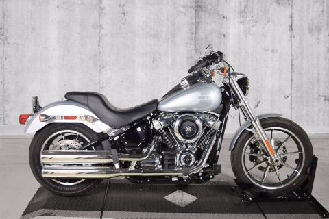 Pre-Owned 2019 Harley-Davidson Softail Low Rider FXLR