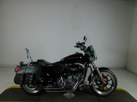 Pre-Owned 2014 Harley-Davidson Sportster 883 Superlow XL883L
