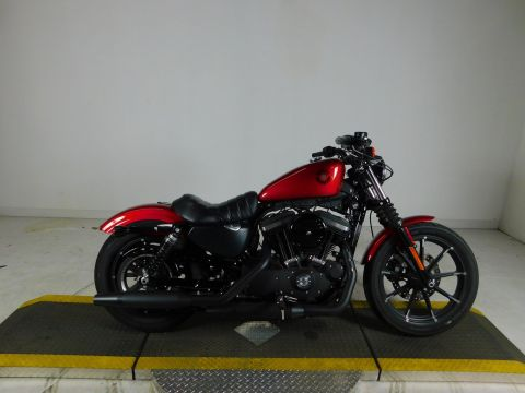Pre-Owned 2018 Harley-Davidson Sportster Iron 883 XL883N