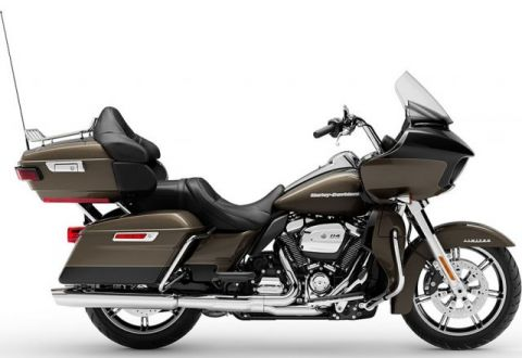 New 2020 Harley-Davidson Road Glide Limited Chrome FLTRK