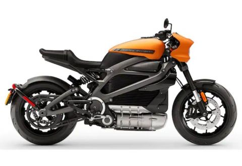 New 2020 Harley-Davidson PRE-ORDER LiveWire Electric Motorcycle